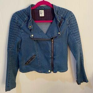 HM Jean jacket!